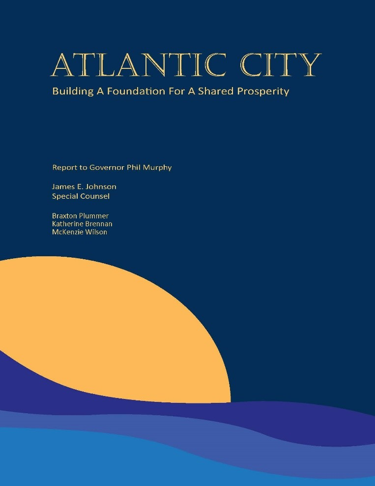 Atlantic City; Building a Foundation for Shared Prosperity