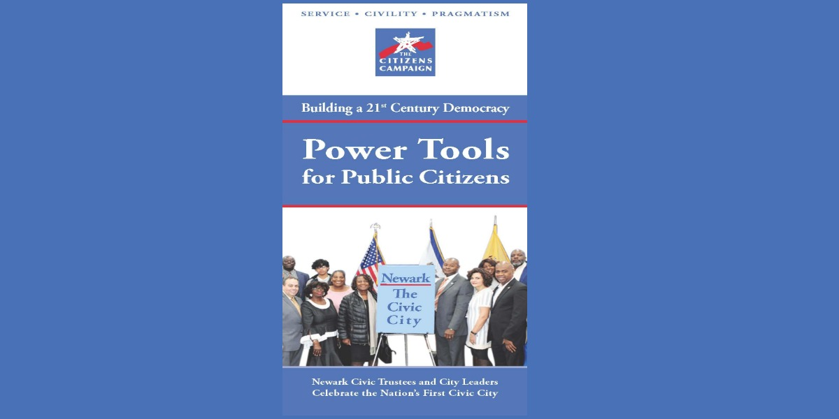 The Citizens Campaign Releases New Catalog